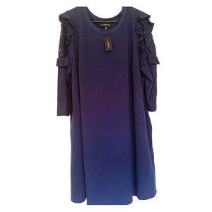 NEW Lane Bryant 3/4 Sleeve Dress